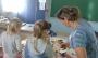 Turno inverso na Escola Padre Pedro Copetti, com a parceria da SMED, AABB Comunidade e Projeto Ciranda