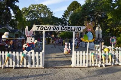 """""""Toca do Coelho"""" encanta crianças e adultos"""