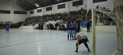 Definidos os semifinalistas do Campeonato Municipal de Futsal
