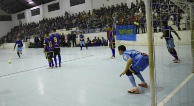 Conhecidos os finalistas do Futsal