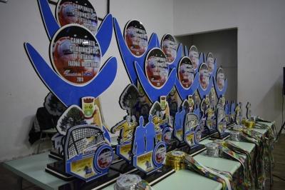 Conhecidos os campeões do Futsal faxinalense