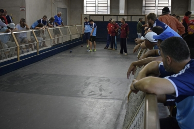Campeonato Municipal de Bocha inicia na sexta-feira