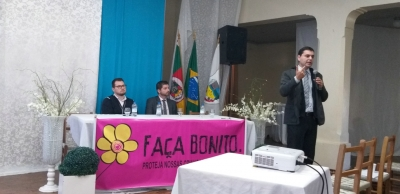 """Equipe técnica do CREAS participa do """"II Seminário de prevenção ao abuso e à exploração sexual de crianças e adolescentes"""""""