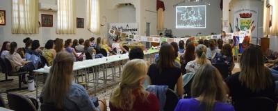 Professores participarão de seminário