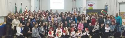 Professores participam de Seminário Municipal de Educação