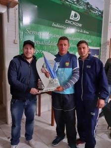 Seleção faxinalense é vice-campeã do Torneio Intermunicipal de Bocha em Agudo