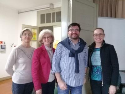 Entidades culturais faxinalenses participam de capacitação em Santa Maria