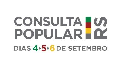 Consulta Popular será realizada de 4 a 6 de setembro