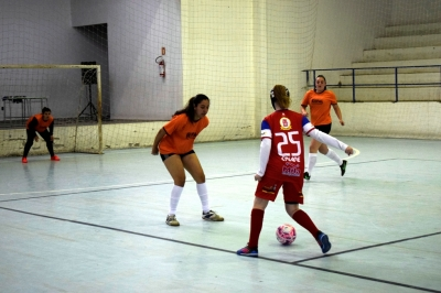 Futsal marca a abertura da Olimpíada Municipal