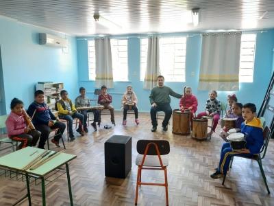 Projeto Ciranda ganha reforço do Atoque, de Santa Maria