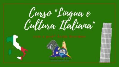 Inscrições para curso de italiano iniciam hoje (10)