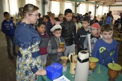 Escola do Chimarrão resgata a história da bebida símbolo do Rio Grande do Sul