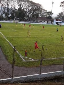 Goleadas marcam o início do Campeonato Municipal de Futebol de Campo