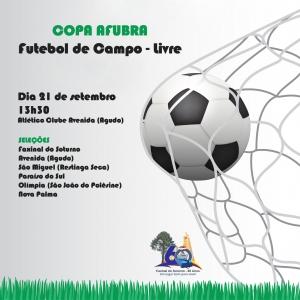 Selecionado faxinalense disputa Copa Afubra neste sábado (21)