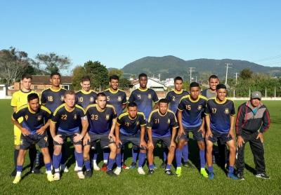 Faxinal do Soturno é vice-campeã da Copa Afubra