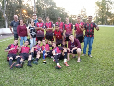 Faxinal do Soturno sediou a Copa Afubra Sub 16
