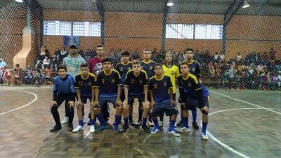 Escolinha Municipal é campeã da 4ª Copa São João Batista de Futsal