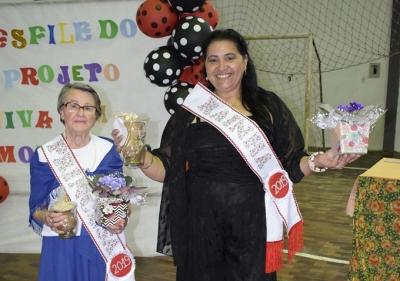 Projeto Viva em Movimento elege Rainha e Princesa
