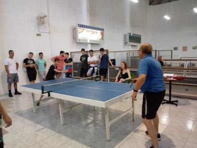 Olimpíada Municipal conhece os campeões da bocha sintética e do tênis de mesa