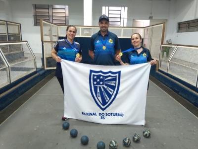 Sindifax e Cruzeiro vencem etapa da Olimpíada Municipal