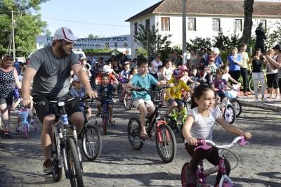 8º Passeio Ciclístico acontece na próxima semana