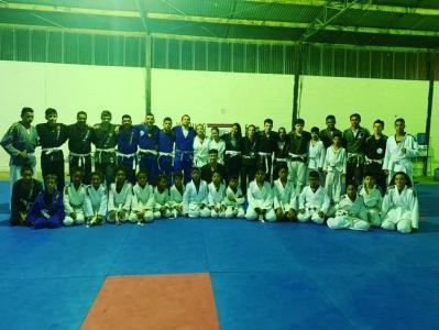 Faxinal sedia etapa final do Elite Pro Open de Jiu-Jitsu