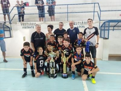 Novo Horizonte é campeão do Troféu Bertoldo Stieler