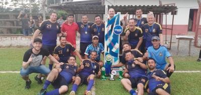 Veteranos de Faxinal do Soturno são campeões em Agudo