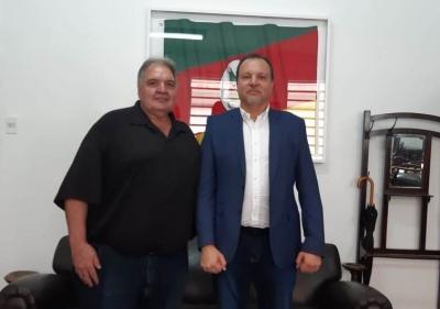 Secretário da Agricultura cumpre agenda em Porto Alegre