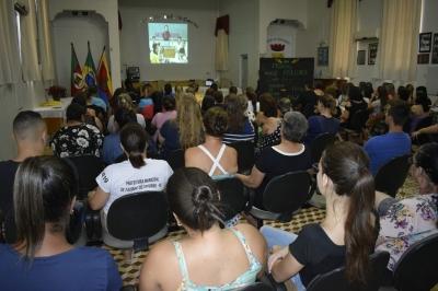 Secretaria de Educação realiza encontro de abertura do ano letivo
