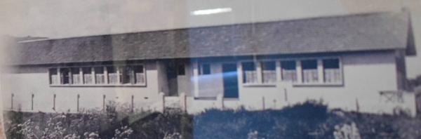 Prédio da Escola Estadual Adelina Zanchi, que completou 80 anos em 2019
