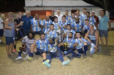 Restinga Seca é a campeã do 51º Torneio Interseleções de Futebol
