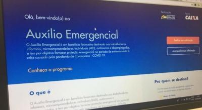 Pagamento do Auxílio Emergencial de R$ 600 inicia hoje
