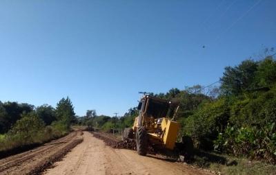 Secretaria de Obras retoma patrolamento de estradas