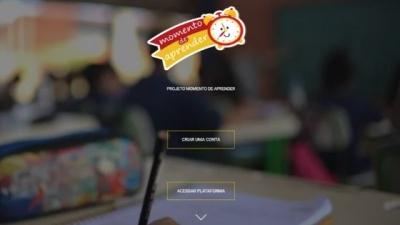 Jovens faxinalenses criam plataforma de estudo on-line