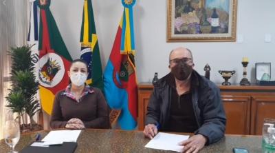 Faxinal do Soturno confirma primeiro caso de Coronavírus