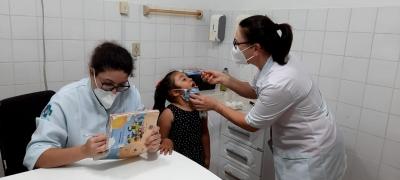 Campanha de Vacinação contra a Polio e Multivacinação é prorrogada
