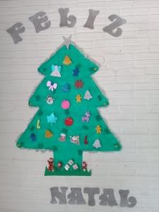 Natal será diferente na Escola Especial Jeviani Santini e CAEE