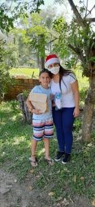 Escola Padre Pedro Copetti entrega presentes aos alunos