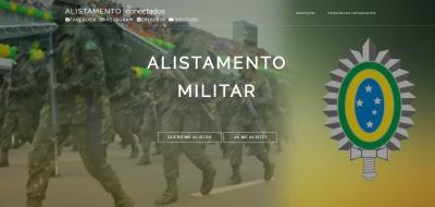 Alistamento Militar pode ser feito até 30 de junho