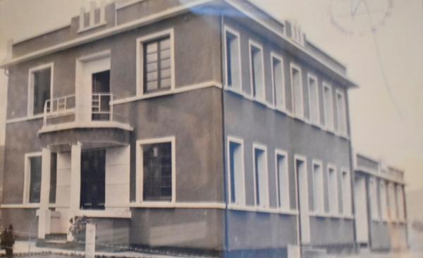 Escola Santa Maria Goreti Congregação do Apostolado Católico Irmãs Palotinas - 1950