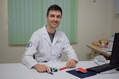 Posto de Saúde conta com novo médico