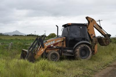 Agricultura divulga normas do programa de horas máquina
