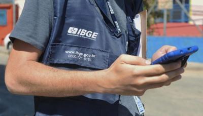 IBGE realiza processo seletivo para trabalho temporário no Censo de 2021