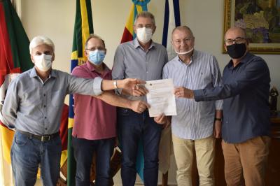 Deputado Heitor Schuch destina emenda de R$ 100 mil para o hospital