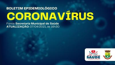 Faxinal do Soturno registra 16 novos casos de Coronavírus