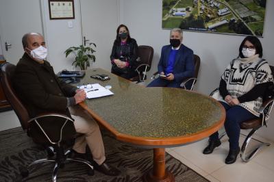 Senac oferece serviços à Prefeitura