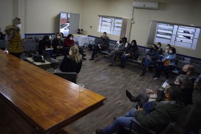 Faxinal sedia encontro de dirigentes de Educação da Quarta Colônia