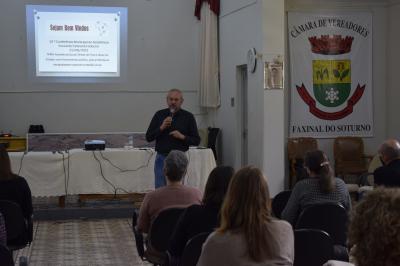 Políticas públicas de Assistência Social são abordadas em Conferência