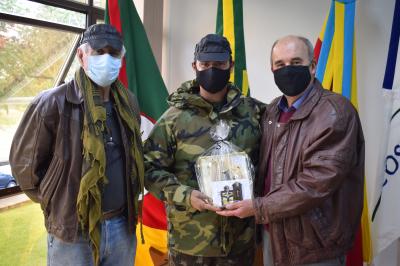 41ª Operação Soturno Negro iniciou no domingo (5)